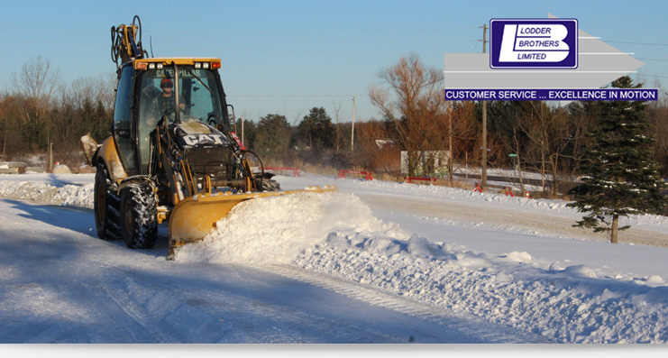 Snow Plowing and Removal Services in Guelph, Waterloo and Kitchener, ON