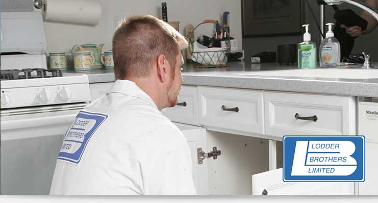 plumbing installations and repair services in Guelph, Kitchener and Waterloo, ON