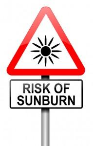 risk-of-sunburn-sign