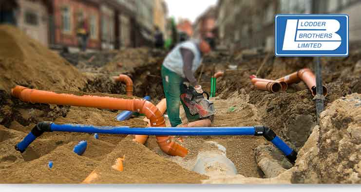 Sewer line repair services in Guelph, Waterloo and Kitchener, ON