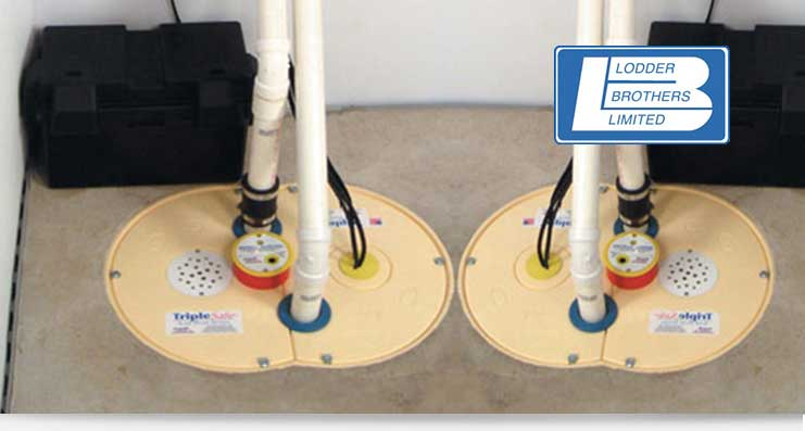 sump pumps services in Guelph, Waterloo and Kitchener, ON